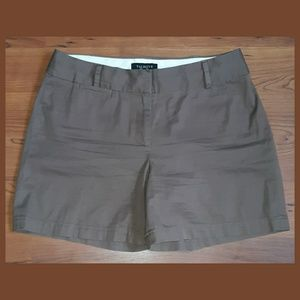 Talbots Brown Casual Shorts
